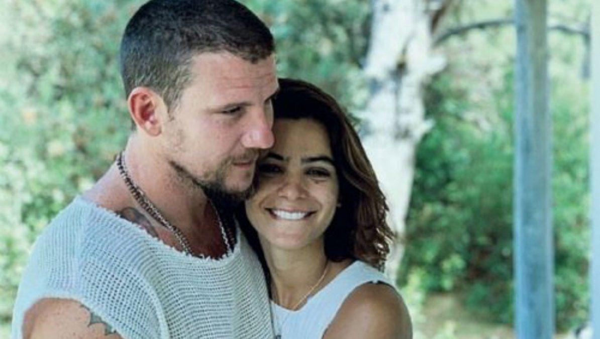 La historia de amor de Agustina Cherri y Tomás Vera