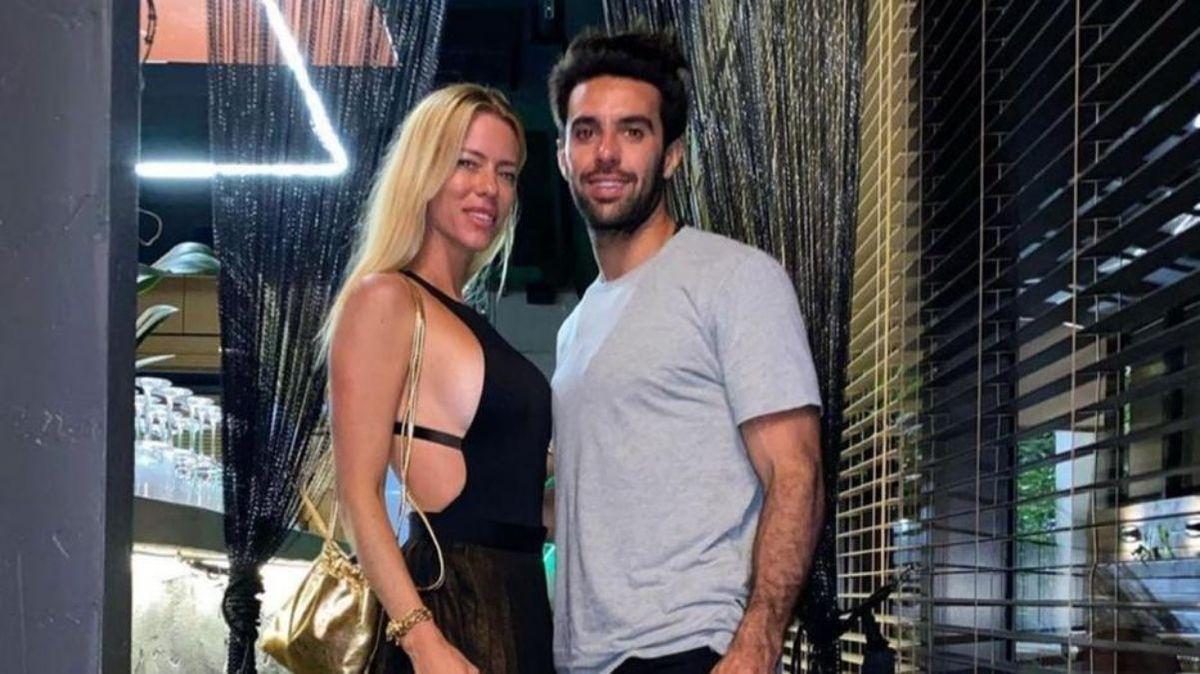 El piloto José Manuel Urcera y Nicole Neumann están juntos desde el 30 de Junio