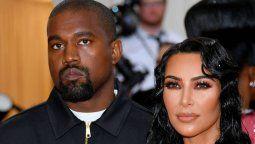 ¡Nada nuevo! Kim Kardashian y Kanye West en crisis otra vez