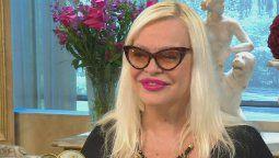 Silvia Süller habló de cuando estuvo íntimamente con Diego Latorre