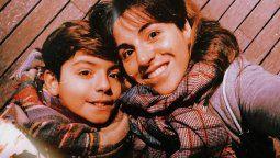 El emotivo posteo que Gianinna Maradona le dedicó a su hijo en medio de la recuperación de Diego Maradona