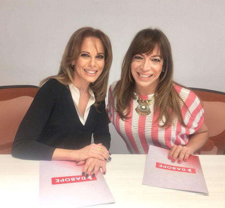 Iliana Calabró firmó para hacer comedia con Lizy Tagliani en Mar del Plata