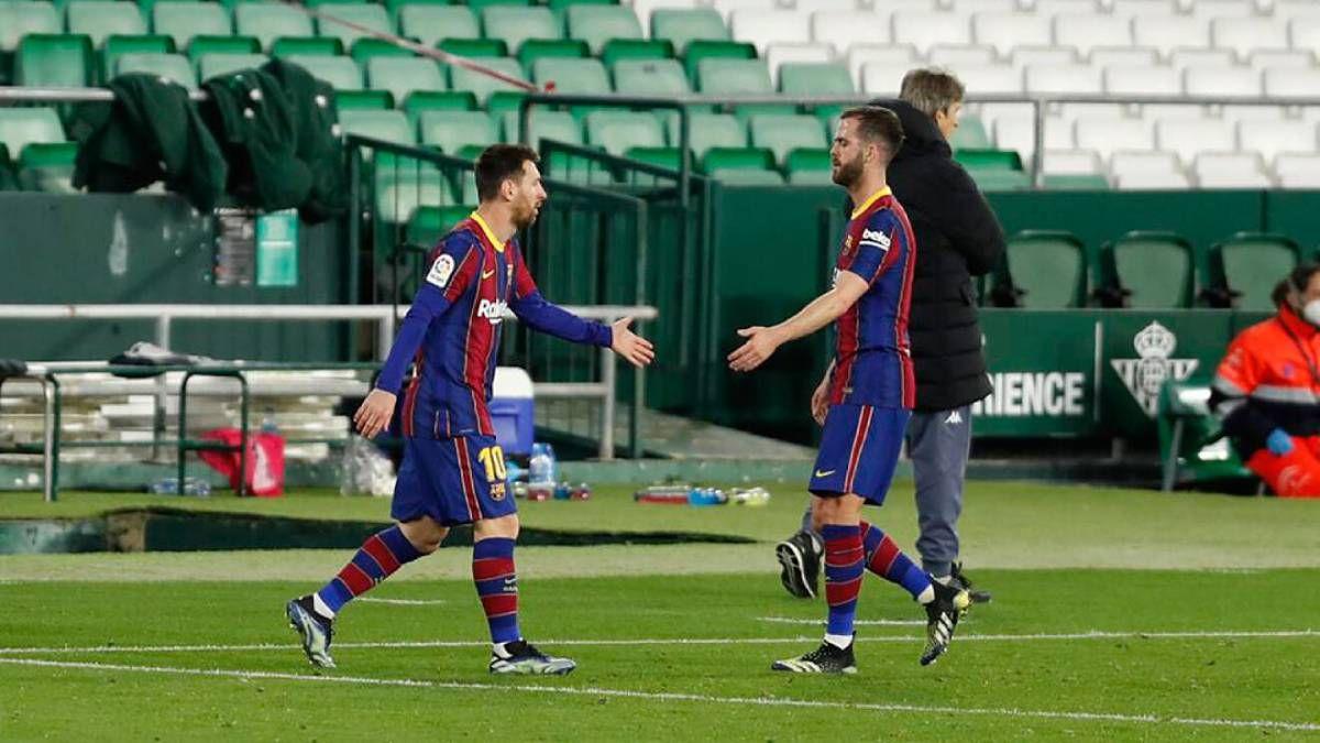 ¡Un líder! Lionel Messi es descrito por Miralem Pjanic