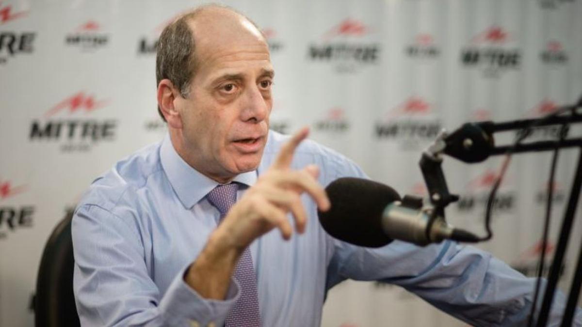 Se torna ridículo y sobre todo inútil: Willy Kohan cuestionó el cepo al dólar