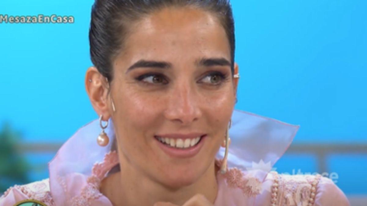 La confesión de Juana Viale que sorprendió a sus invitados en Almorzando con Mirtha