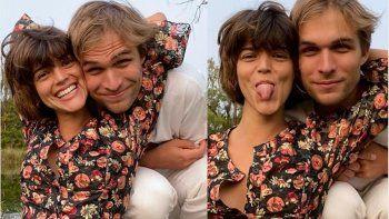 Calu Rivero contó cómo se enamoró de su novio ruso
