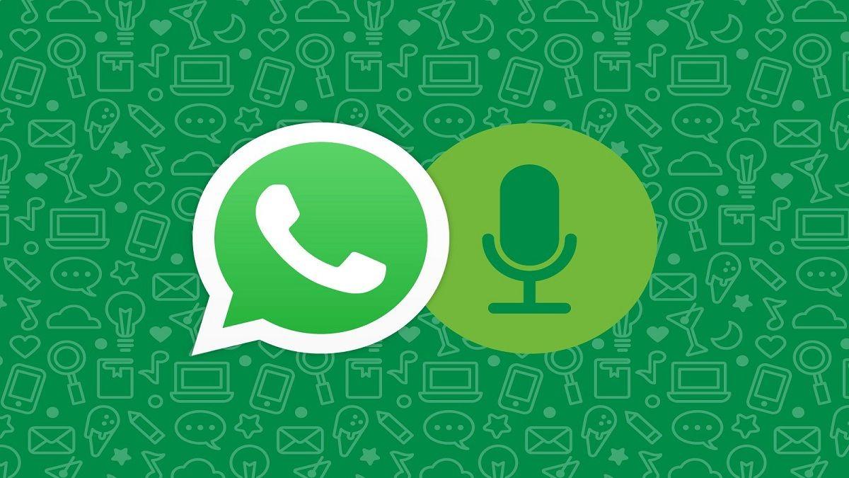 WhatsApp permite acelerar la velocidad de las notas de voz