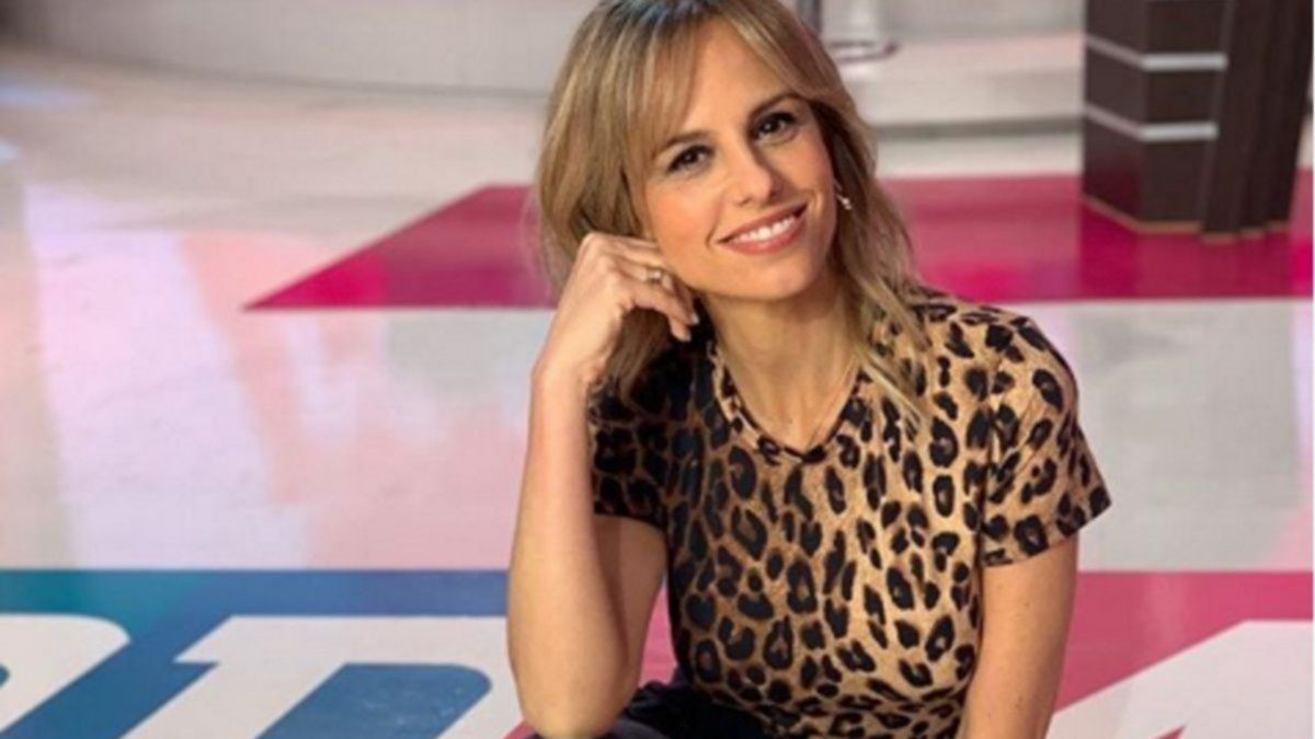 a conductora Mariana Fabbiani debutó con Mamushka