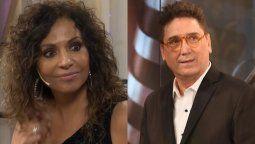 Vos me calentás: Patricia Sosa reveló el comentario hot que le hicieron a Oscar Mediavilla en el Cantando