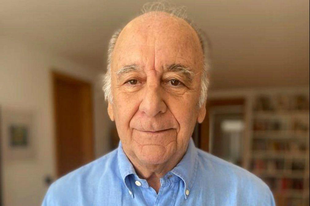 Enrique Llamas de Madariaga contó detalles de su vida en Uruguay