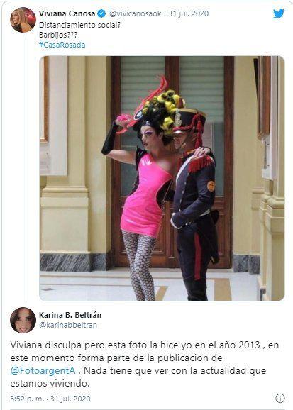 La polémica imagen fue tomadan en 2013 por una fotográfa apellidada Beltran