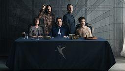Las internas de la serie El Reino, original de Netflix