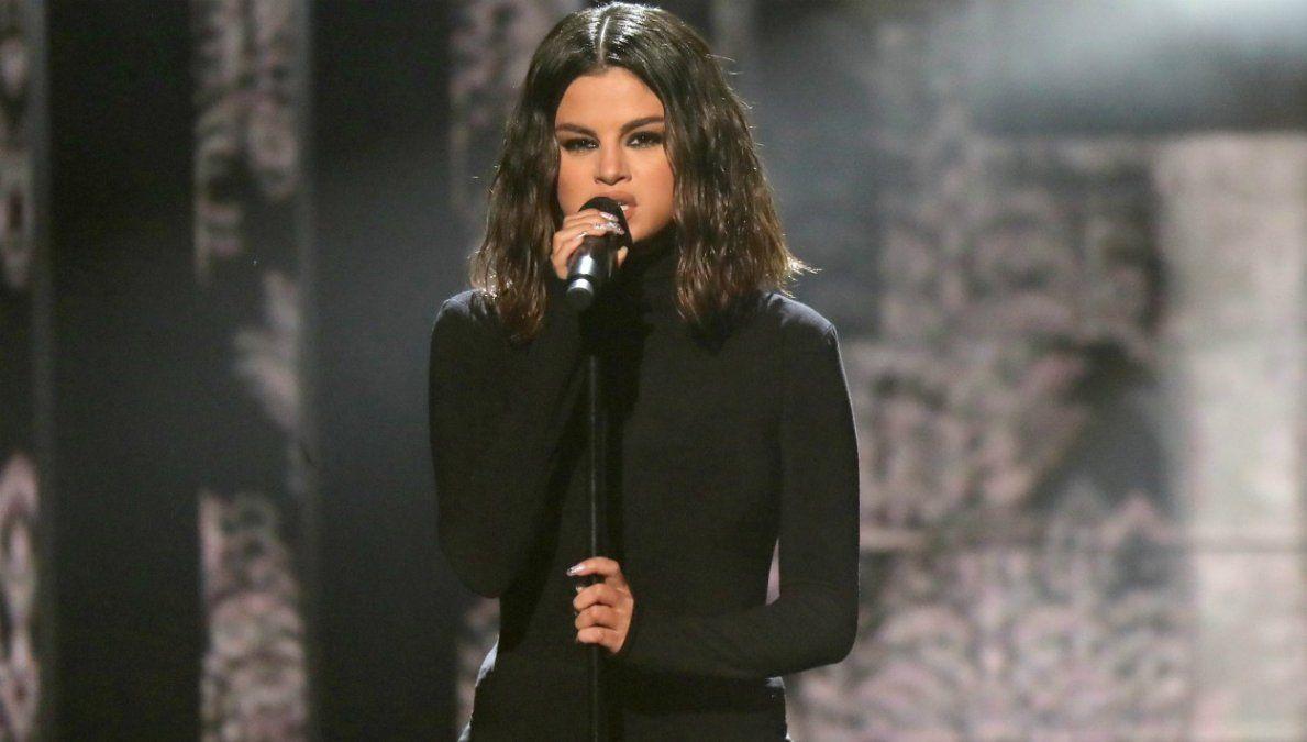 ¡Poder femenino! Selena Gomez fue premiada por los Latin Grammy