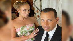 ¡Con reglas! Jennifer Lopez condiciona a Alex Rodriguez
