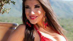 Andrea Rincón más sexy que nunca.