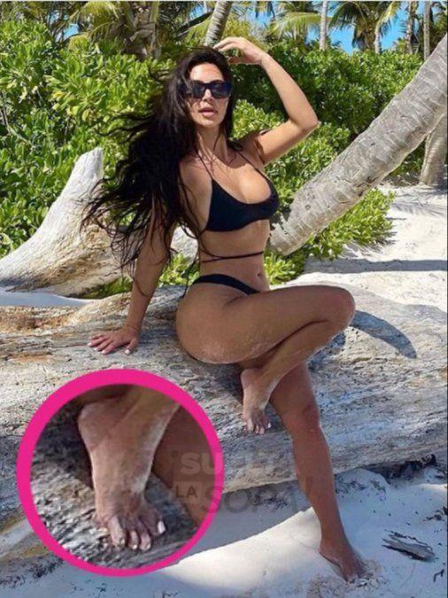 ¿Deforme? Kim Kardashian es atacada en redes