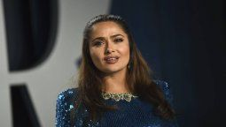 Salma Hayek no aguanta más: ¡Estoy harta!