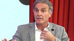 Oscar Ruggeri regresó a su trabajo tras recuperarse del coronavirus