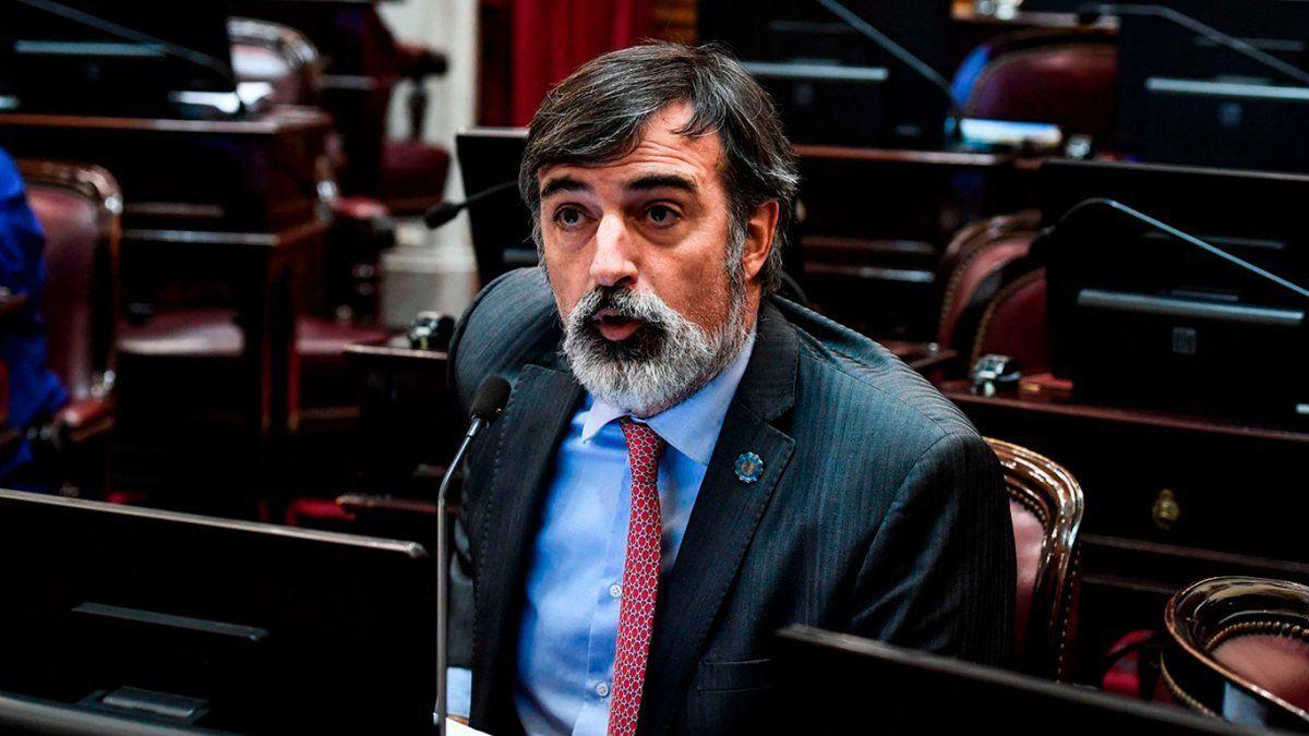 El senador nacional Esteban Bullrich había comenzado a transitar la enfermedad en diciembre