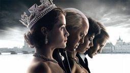 Netflix anunció que The Crown podría llegar hasta la temporada 6