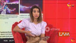 Tarada total: Cinthia Fernández volvió a cargar contra Esmeralda Mitre