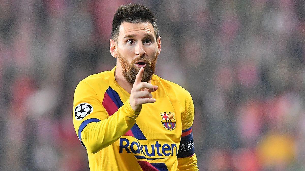 ¡260 millones! La loca cifra que pagaría el Inter por Messi