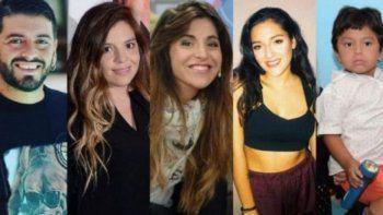 Quiénes son los hijos de Diego Maradona