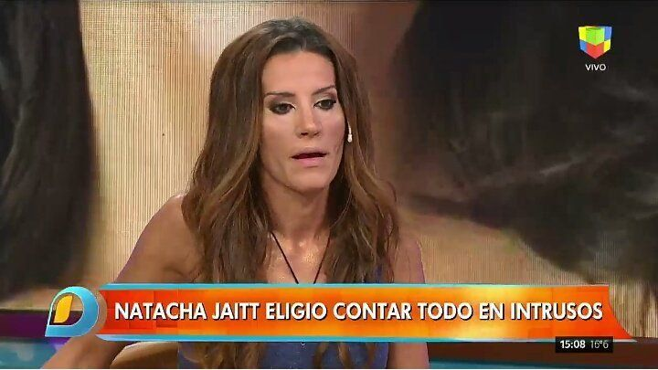 Natacha fue a intrusos y dijo: Yanina es gato de country, obligó a Diego a que vaya a Showmatch