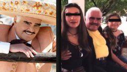 ¡Delicado! Vicente Fernández le tocó un seno a una fan