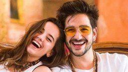Evaluna Montaner y Camilo hacen cucharita y lo muestran en Instagram