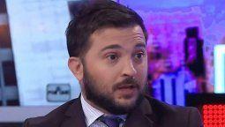 El periodista Diego Brancatelli se refirió a los ataques que le propinaron en las redes sociales