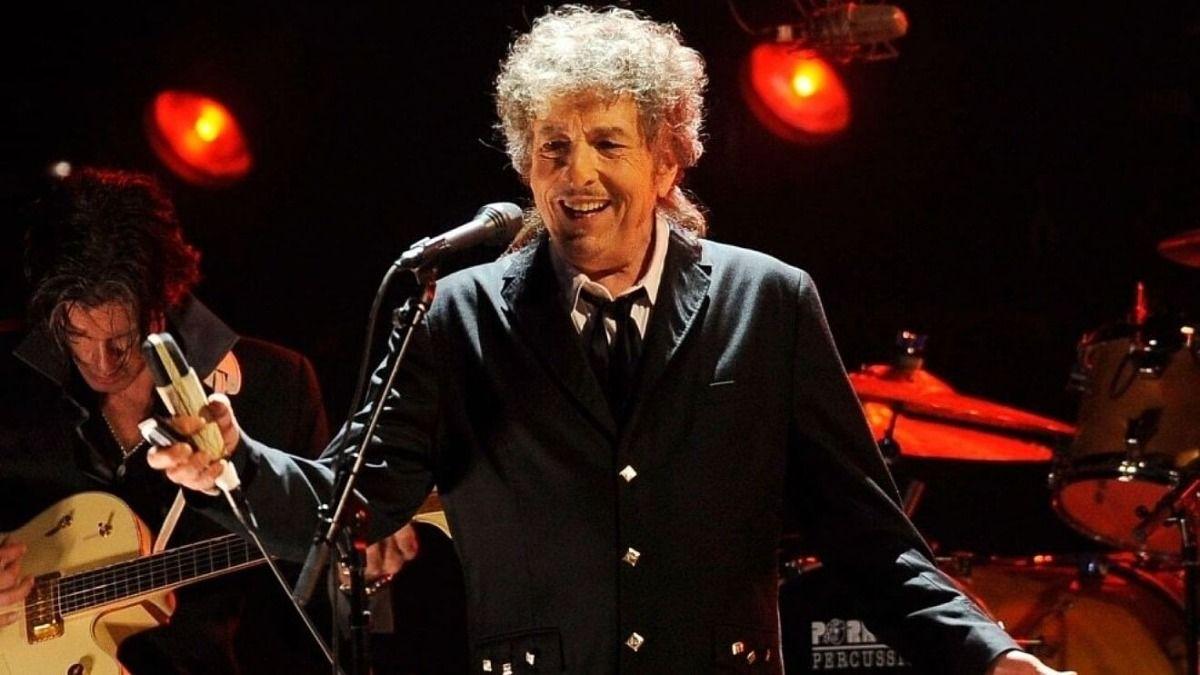 El recital vía streaming de Bob Dylan estará disponible hasta el 20 de julio