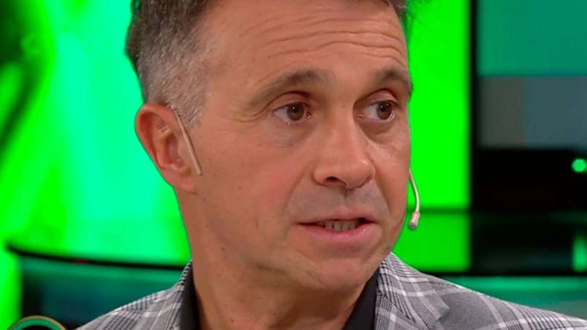 Sergio Lapegüe reveló la conversación que tuvo con Mauro Viale horas antes de su muerte