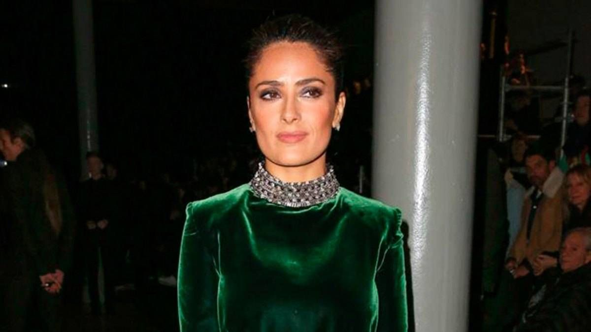 ¡Terrible! Salma Hayek sufrió bullying por ser bajita