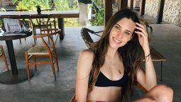 Ella es Macarena Achaga, la argentina que se suma a la serie de Luis Miguel