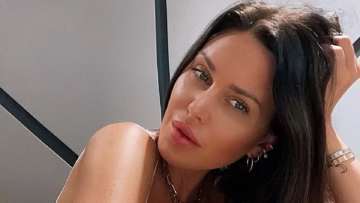 La modelo Natalie Weber