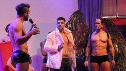Fotos: ¡Ardiente! Tyago Griffo y su debut en la obra Sex