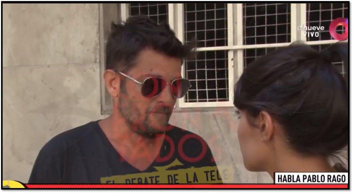 Pablo Rago habló por primera vez después de la denuncia por violación