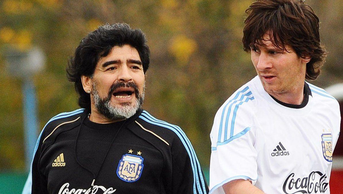 Lionel Messi sobre Diego Maradona: Nadie puede creer hasta el día de hoy que haya muerto