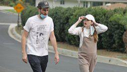 Emma Stone se habría casado en secreto y estaría embarazada