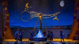 El Cirque du Solei se declaró en quiebra por la pandemia