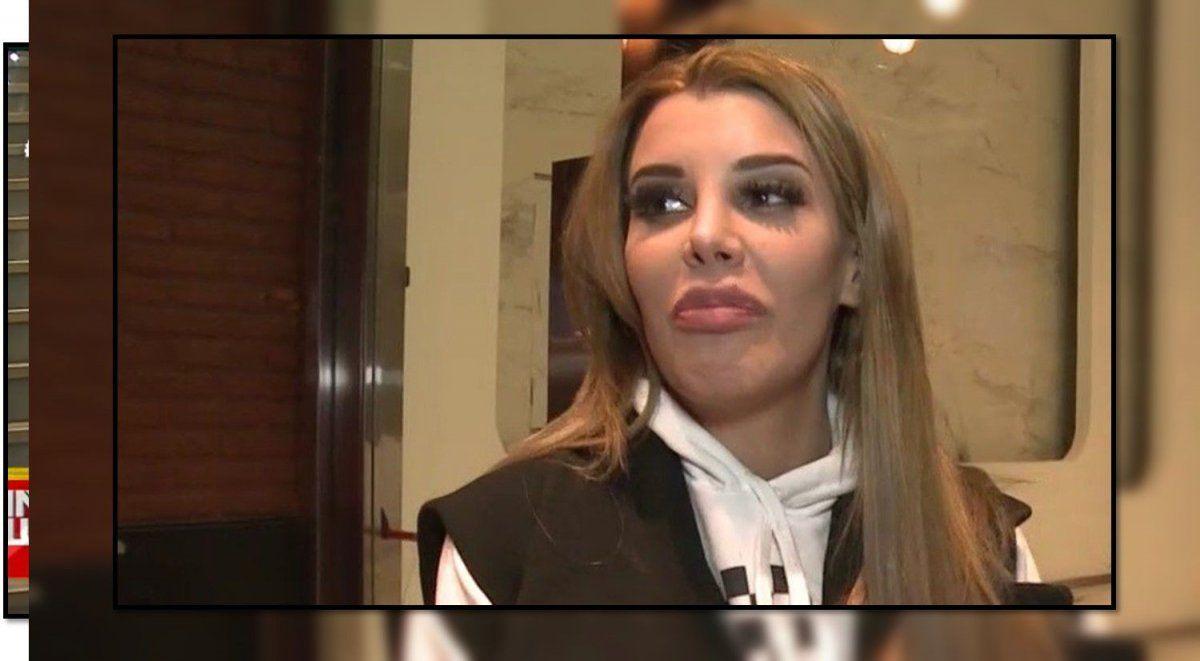 La irreconocible nueva cara de Charlotte Caniggia tras pasar de nuevo por el quirófano
