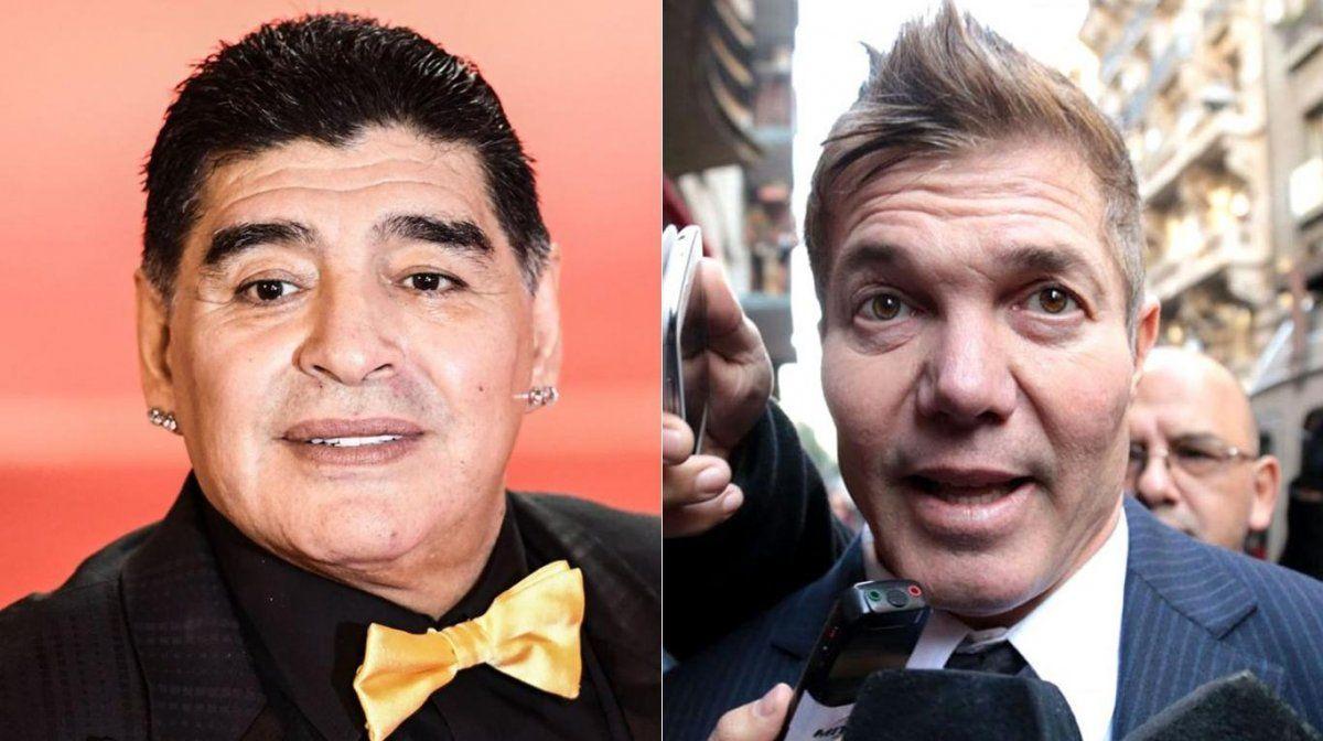 La protagonista parece Claudia Villafañe: Fernando Burlando cuestionó la serie de Maradona
