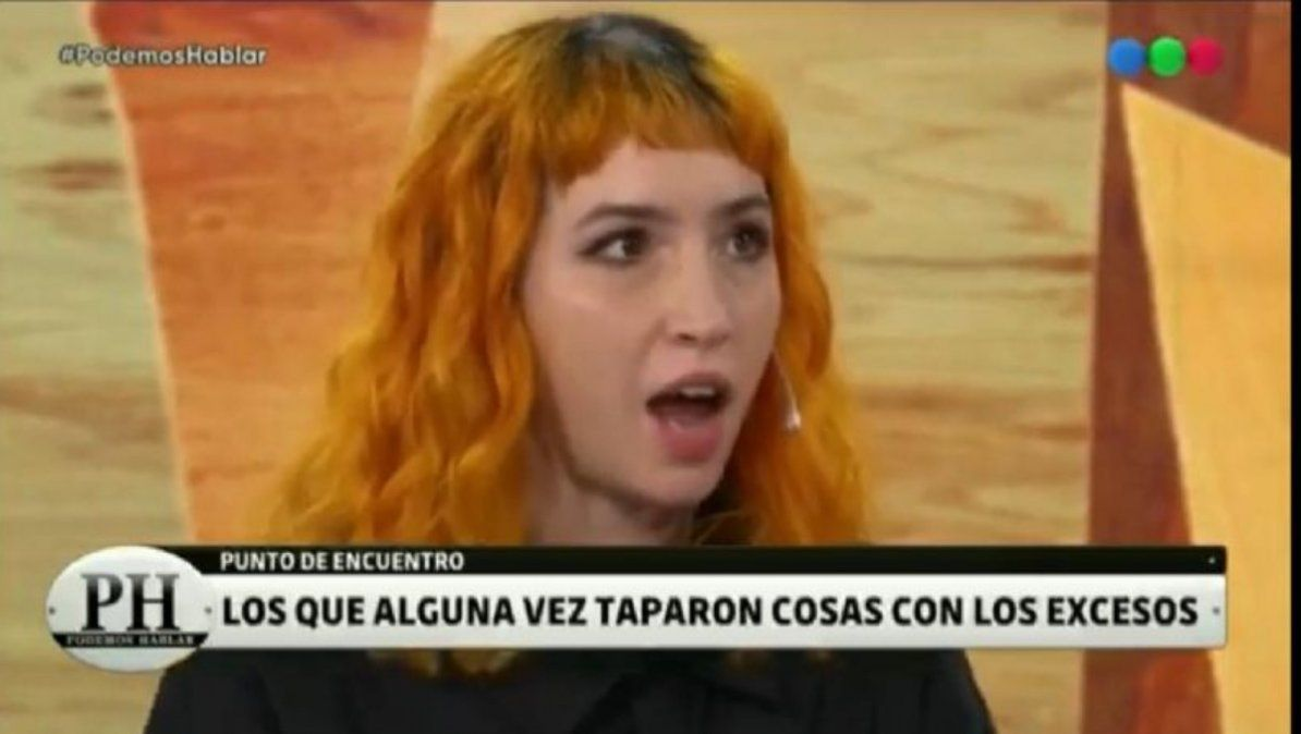 Sofía Gala recordó su difícil lucha con la adicción y el rol de Moria