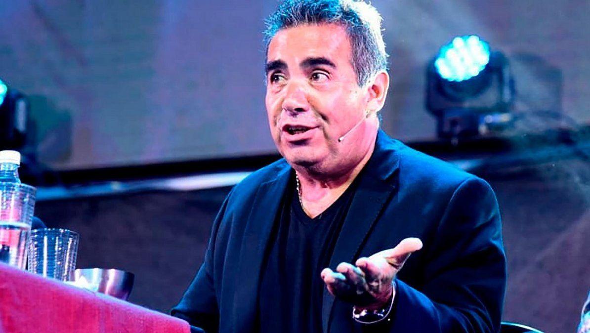 Diego Pérez dio positivo de Covid-19 y tuvo que suspender su obra de teatro