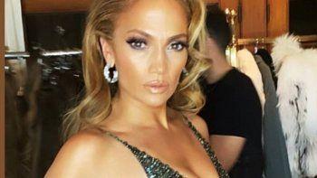 La impactante foto de Jennifer Lopeza a sus 50 años