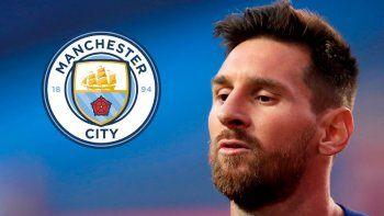 ¡No se van a rendir! Lionel Messi será tentado por el Manchester City