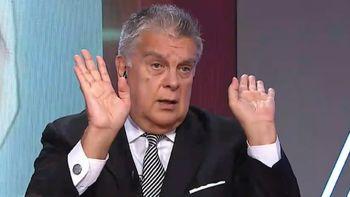 Luis Ventura sobre Jorge Rial: que Dios lo ayude
