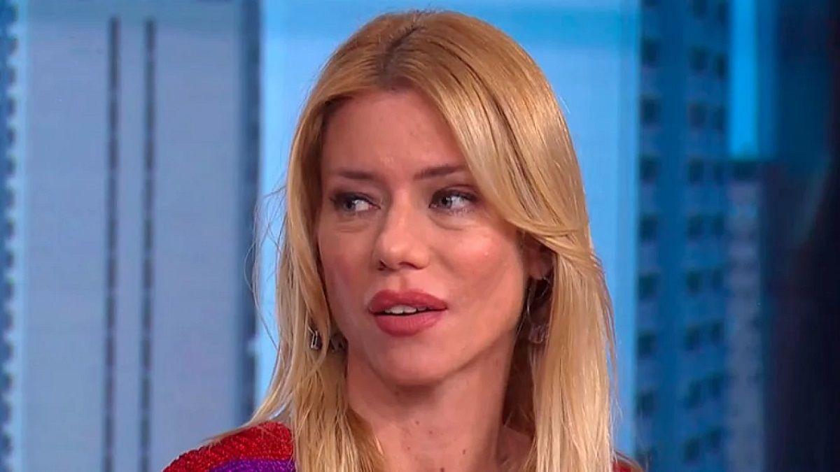 Nicole Neumann confesó que se besó con Jerónimo Valdivia