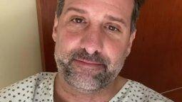 Estoy con neumonía provocada por el COVID: José María Listorti fue internado